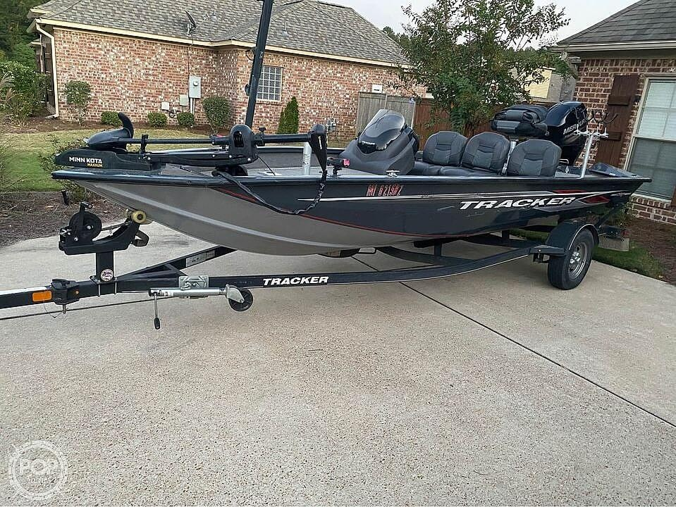 2019 Tracker Boats boat for sale, model of the boat is 175TF & Image # 3 of 4