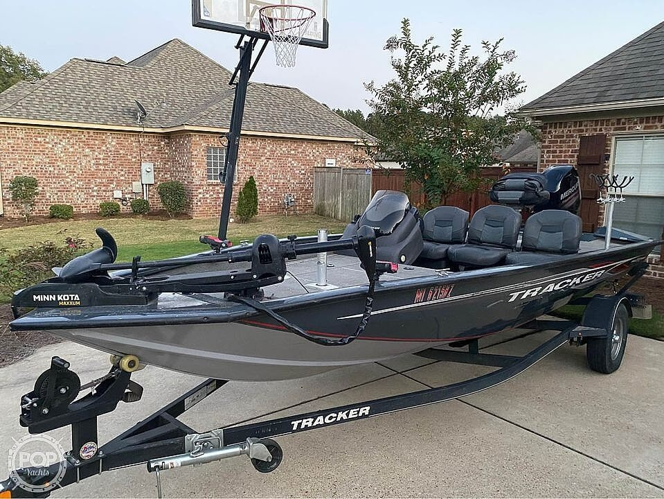 2019 Tracker Boats boat for sale, model of the boat is 175TF & Image # 4 of 4