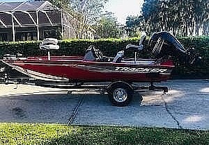 2017 Tracker Boats boat for sale, model of the boat is PRO TEAM 175 TXW & Image # 9 of 40