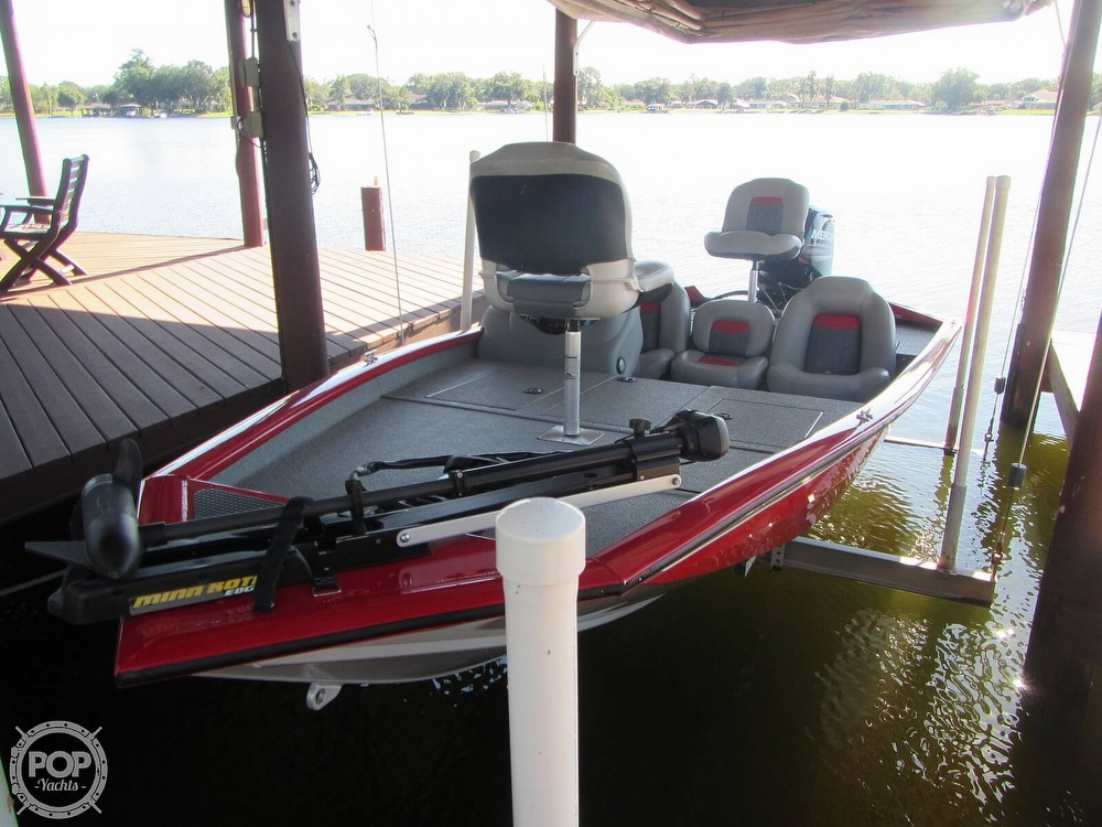 2017 Tracker Boats boat for sale, model of the boat is PRO TEAM 175 TXW & Image # 2 of 40