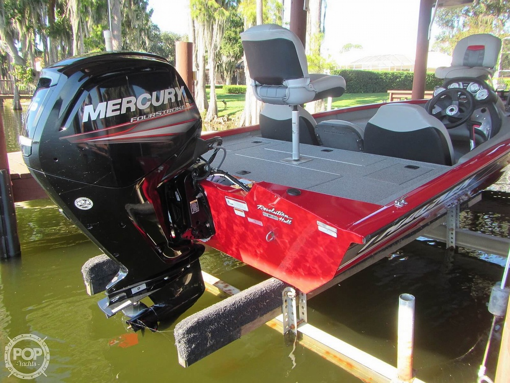2017 Tracker Boats boat for sale, model of the boat is PRO TEAM 175 TXW & Image # 6 of 40