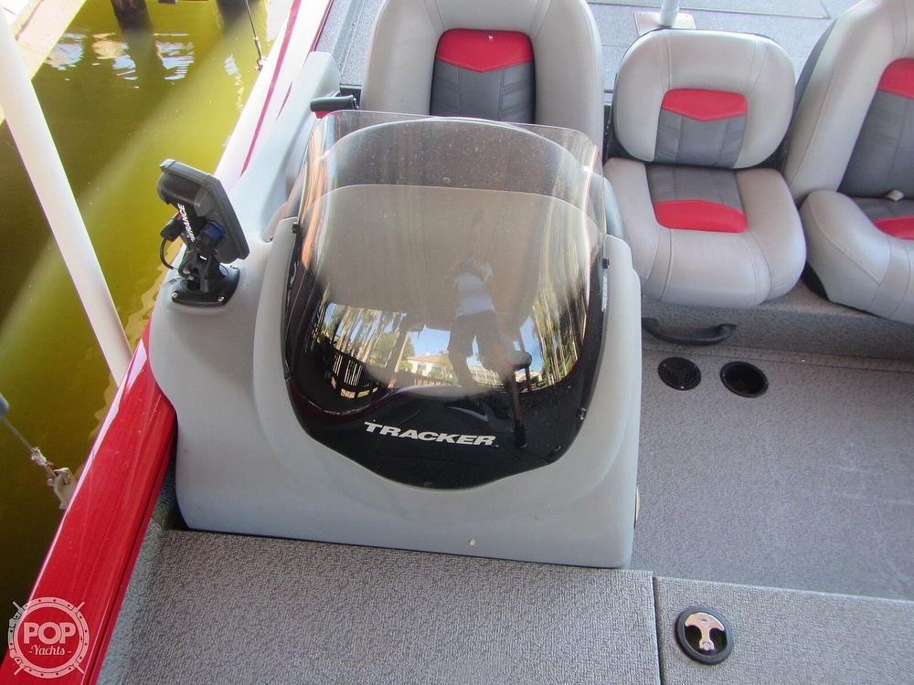 2017 Tracker Boats boat for sale, model of the boat is PRO TEAM 175 TXW & Image # 11 of 40