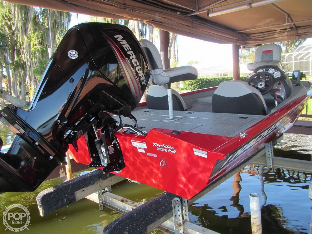 2017 Tracker Boats boat for sale, model of the boat is PRO TEAM 175 TXW & Image # 7 of 40