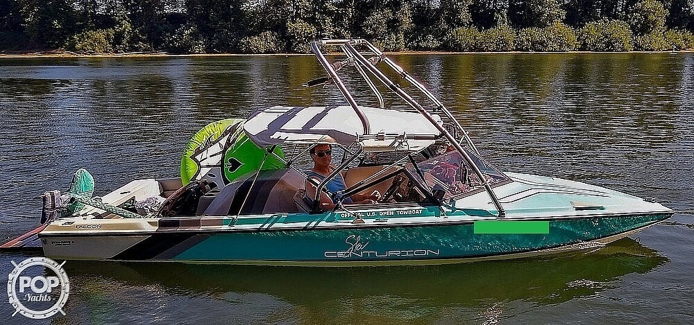 1992 Centurion boat for sale, model of the boat is Falcon & Image # 3 of 40