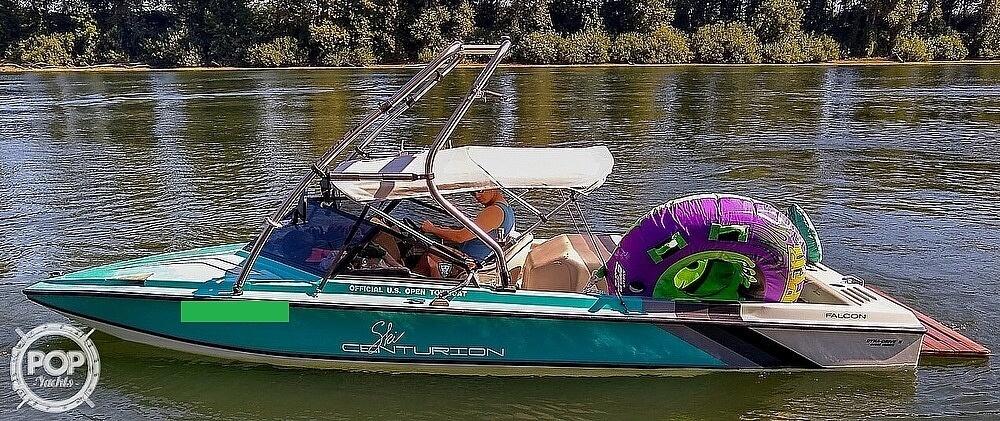 1992 Centurion boat for sale, model of the boat is Falcon & Image # 4 of 40