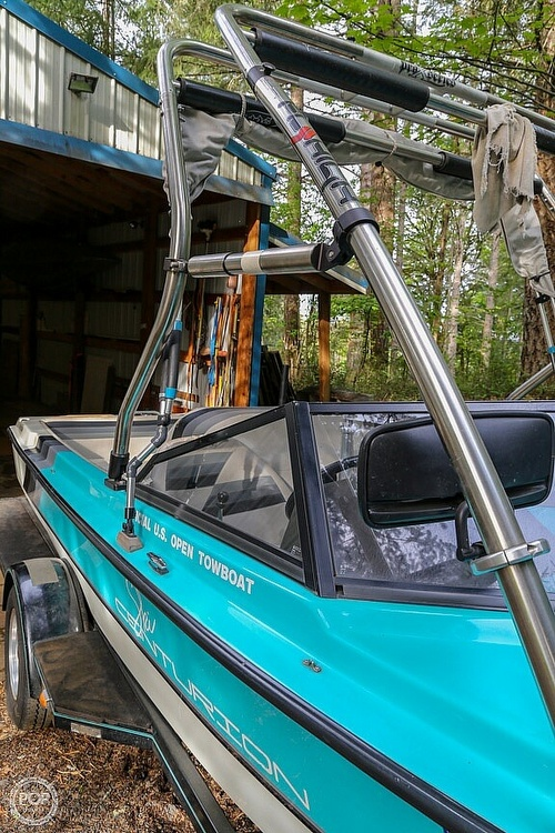 1992 Centurion boat for sale, model of the boat is Falcon & Image # 30 of 40