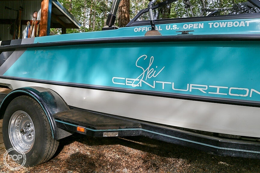 1992 Centurion boat for sale, model of the boat is Falcon & Image # 32 of 40