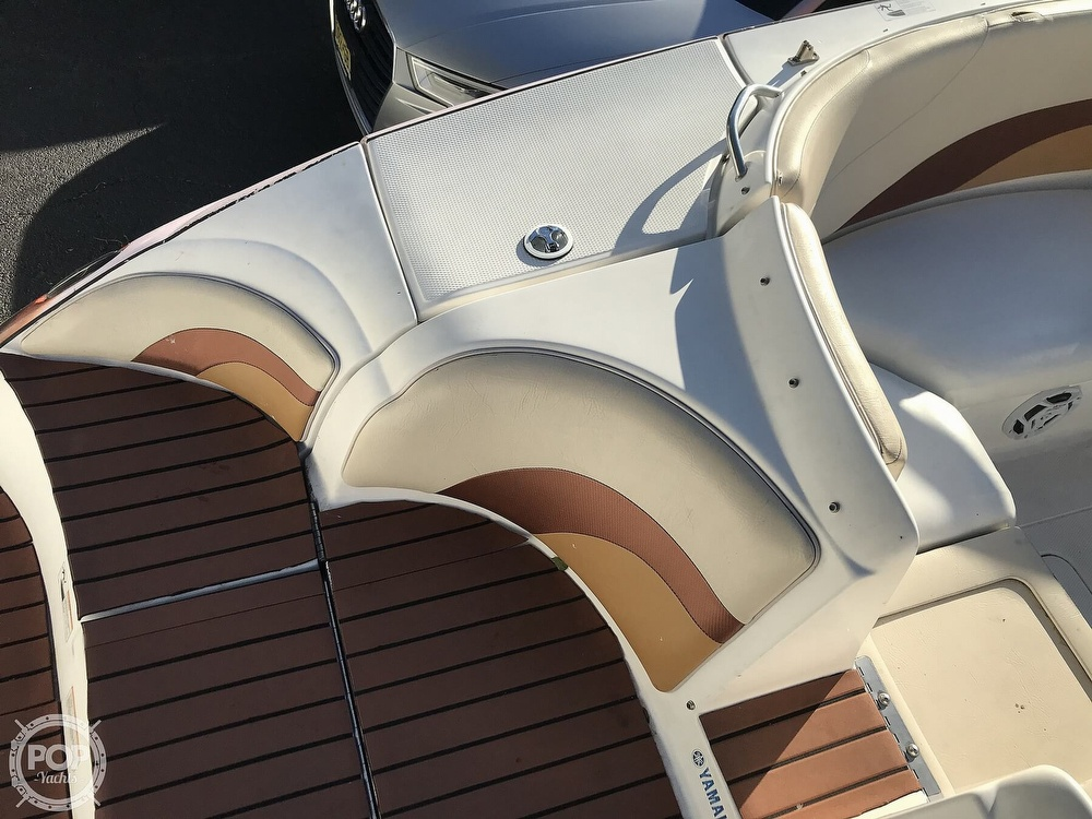 2005 Yamaha boat for sale, model of the boat is SX230 & Image # 29 of 40