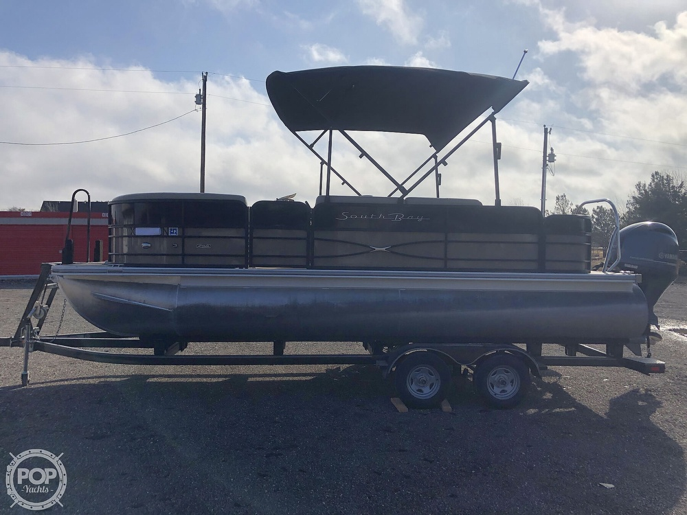 2019 South Bay boat for sale, model of the boat is 222 FCR & Image # 2 of 40
