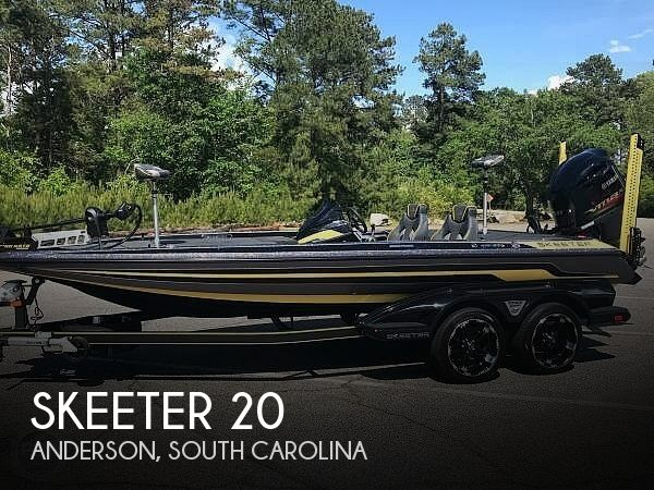Used Skeeter Boats For Sale by owner | 2018 Skeeter FX20 Limited Edition