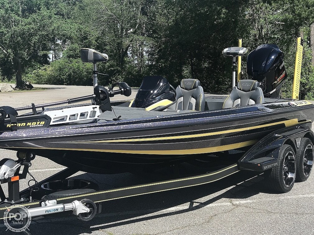 2018 Skeeter boat for sale, model of the boat is FX20 Limited Edition & Image # 2 of 9