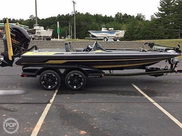 2018 Skeeter boat for sale, model of the boat is FX20 Limited Edition & Image # 3 of 9