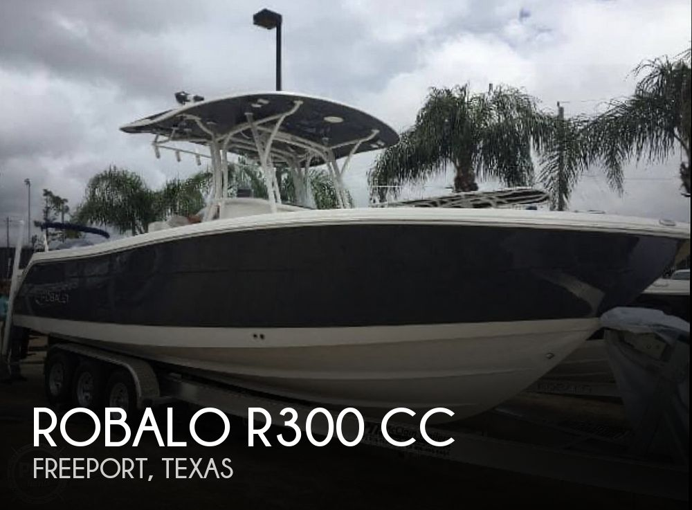 Used Robalo Boats For Sale by owner | 2016 Robalo 300 CC