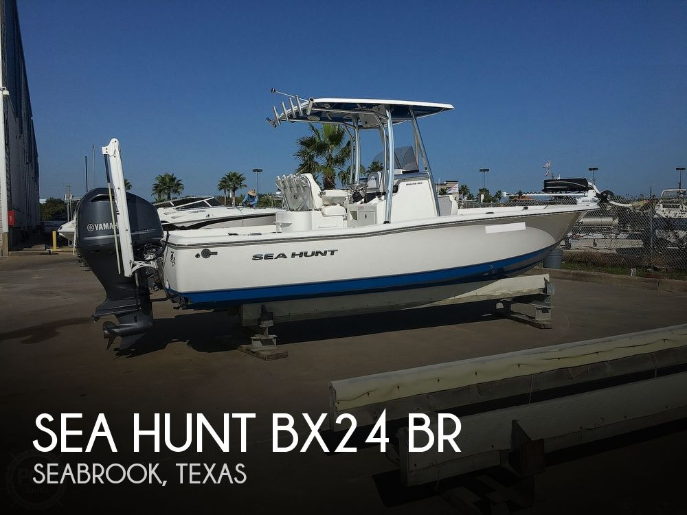2016 Sea Hunt boat for sale, model of the boat is BX24 BR & Image # 1 of 40