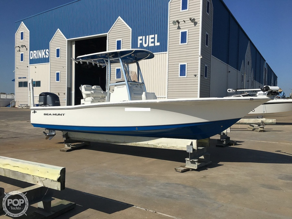 2016 Sea Hunt boat for sale, model of the boat is BX24 BR & Image # 13 of 40