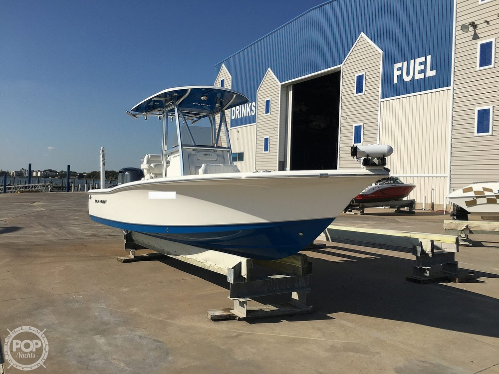 2016 Sea Hunt boat for sale, model of the boat is BX24 BR & Image # 14 of 40