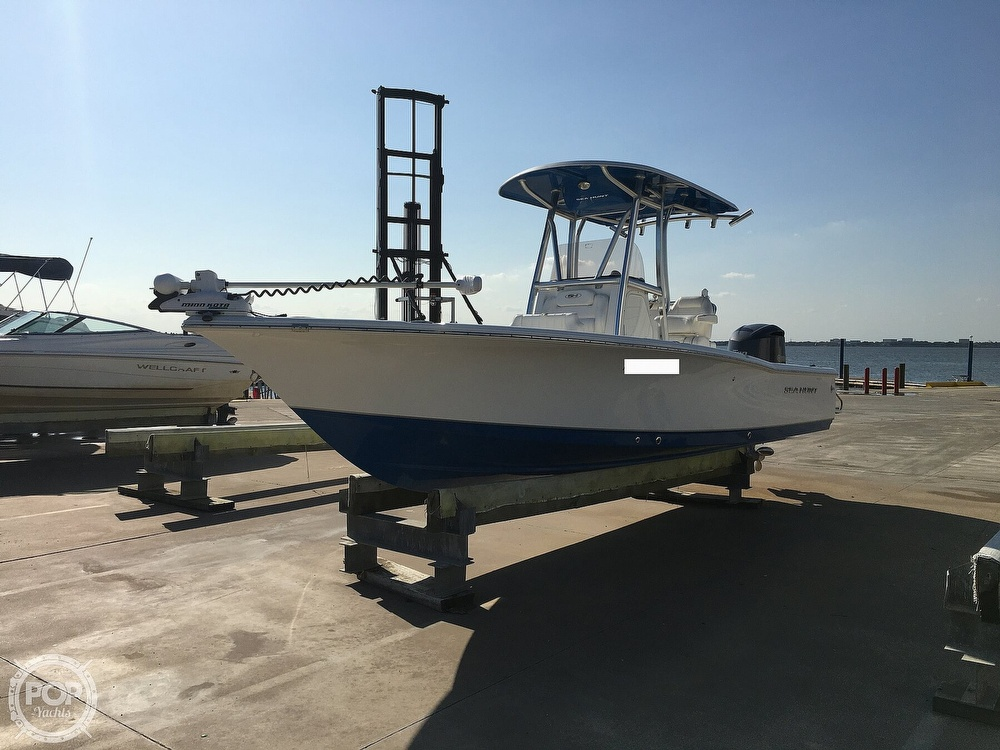 2016 Sea Hunt boat for sale, model of the boat is BX24 BR & Image # 3 of 40