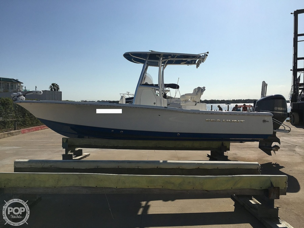 2016 Sea Hunt boat for sale, model of the boat is BX24 BR & Image # 16 of 40