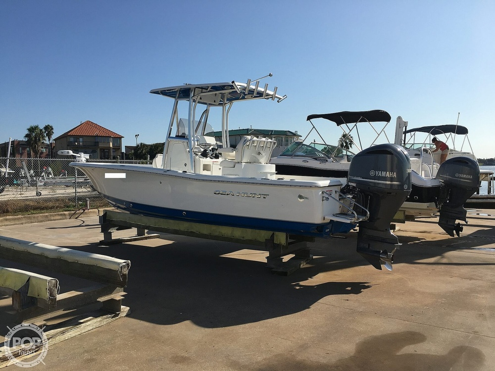 2016 Sea Hunt boat for sale, model of the boat is BX24 BR & Image # 4 of 40
