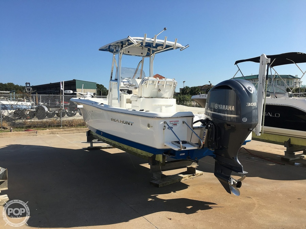 2016 Sea Hunt boat for sale, model of the boat is BX24 BR & Image # 17 of 40