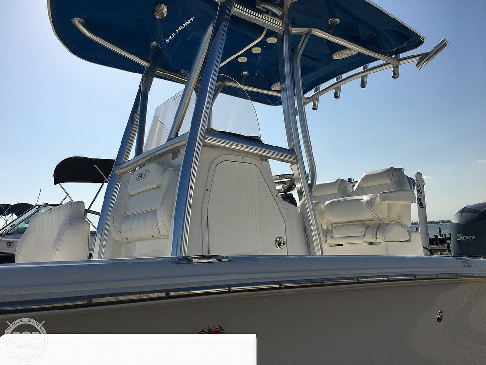 2016 Sea Hunt boat for sale, model of the boat is BX24 BR & Image # 35 of 40