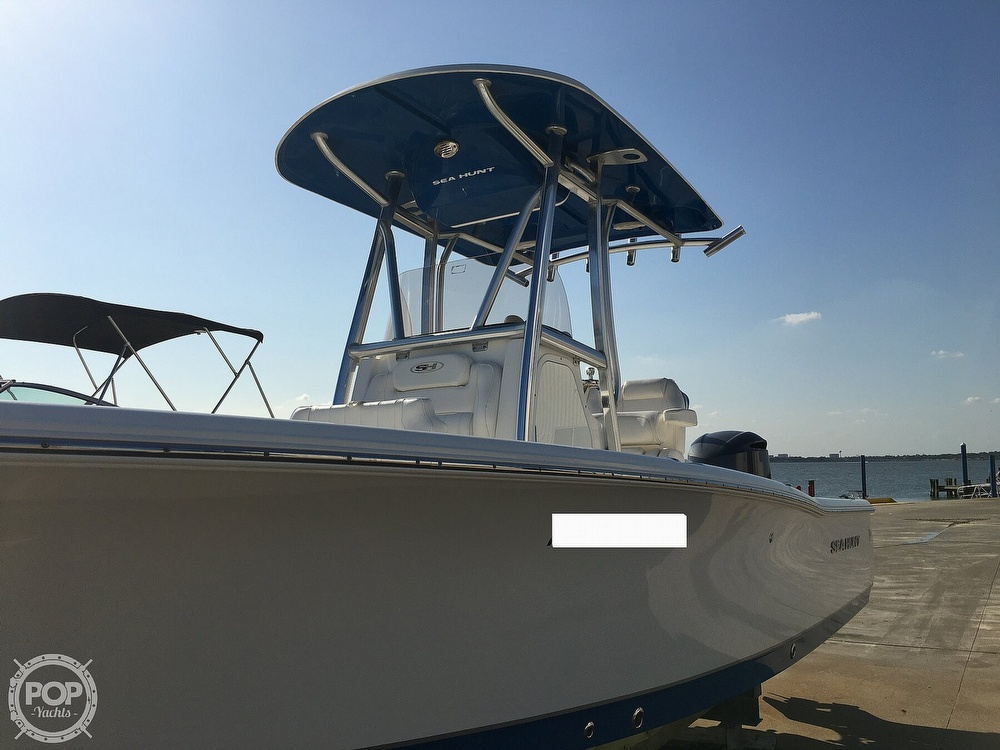 2016 Sea Hunt boat for sale, model of the boat is BX24 BR & Image # 37 of 40