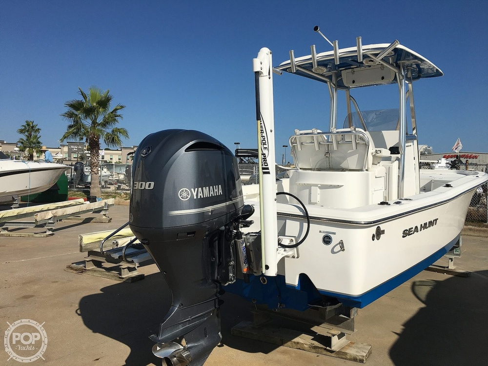 2016 Sea Hunt boat for sale, model of the boat is BX24 BR & Image # 8 of 40