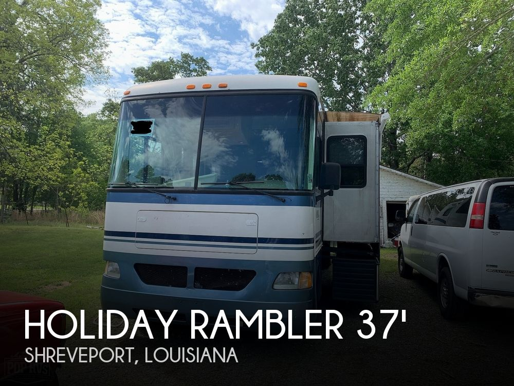 2004 Holiday Rambler Holiday Rambler Admiral SE M37