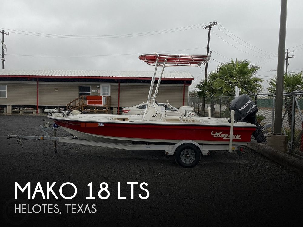 2011 Mako boat for sale, model of the boat is 18 LTS & Image # 1 of 40