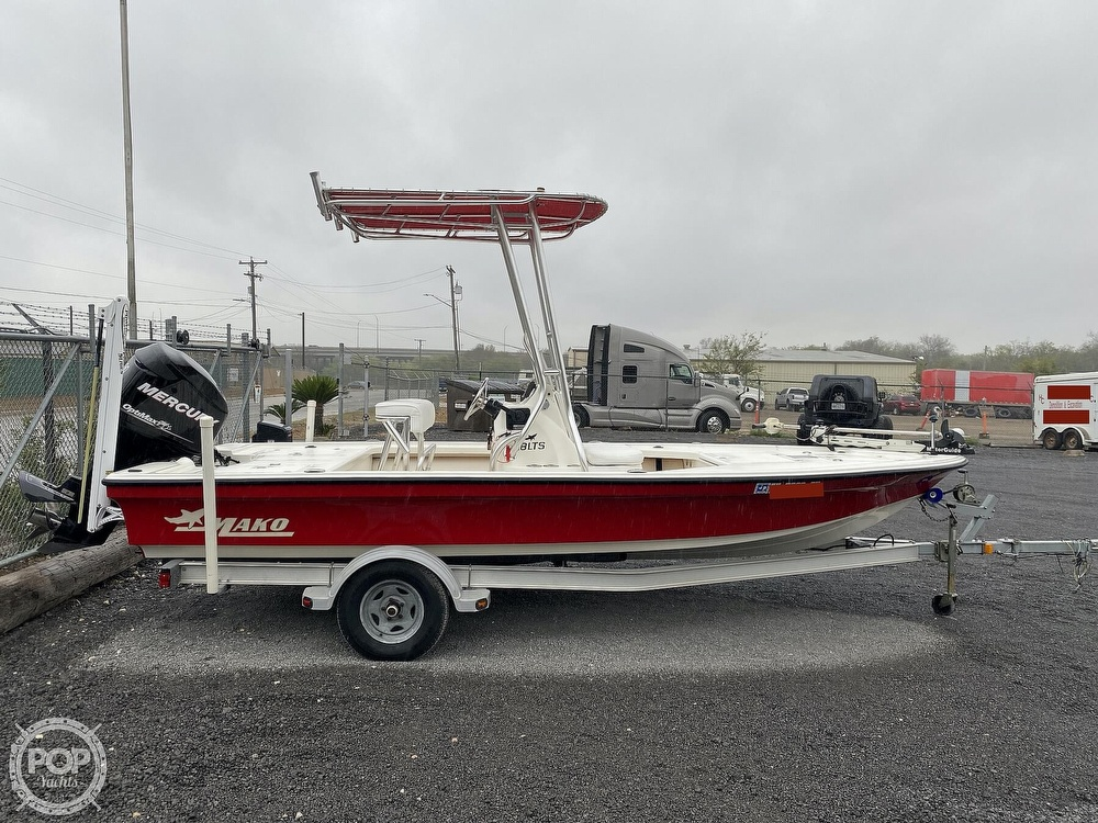 2011 Mako boat for sale, model of the boat is 18 LTS & Image # 3 of 40