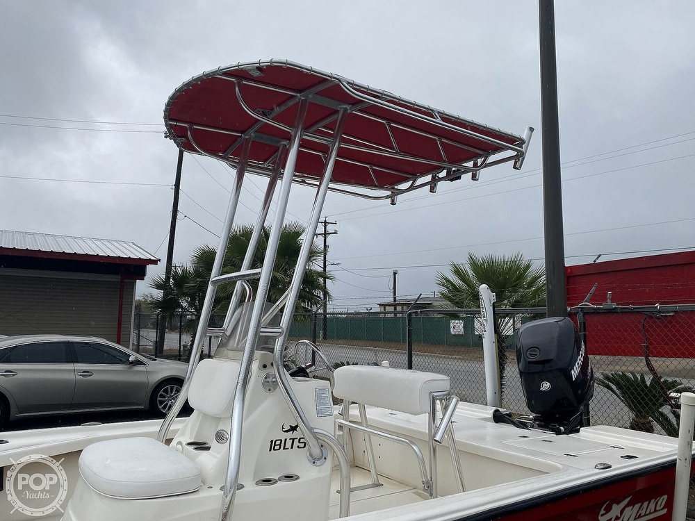 2011 Mako boat for sale, model of the boat is 18 LTS & Image # 30 of 40