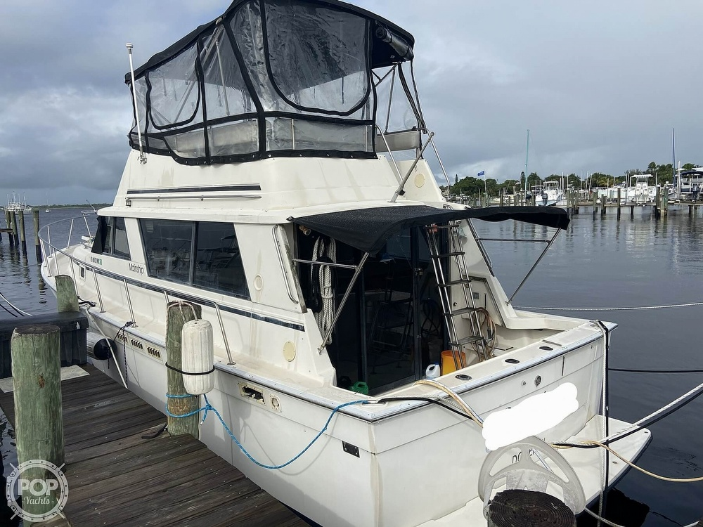 1987 Mainship boat for sale, model of the boat is 36 DC Sedan & Image # 26 of 40
