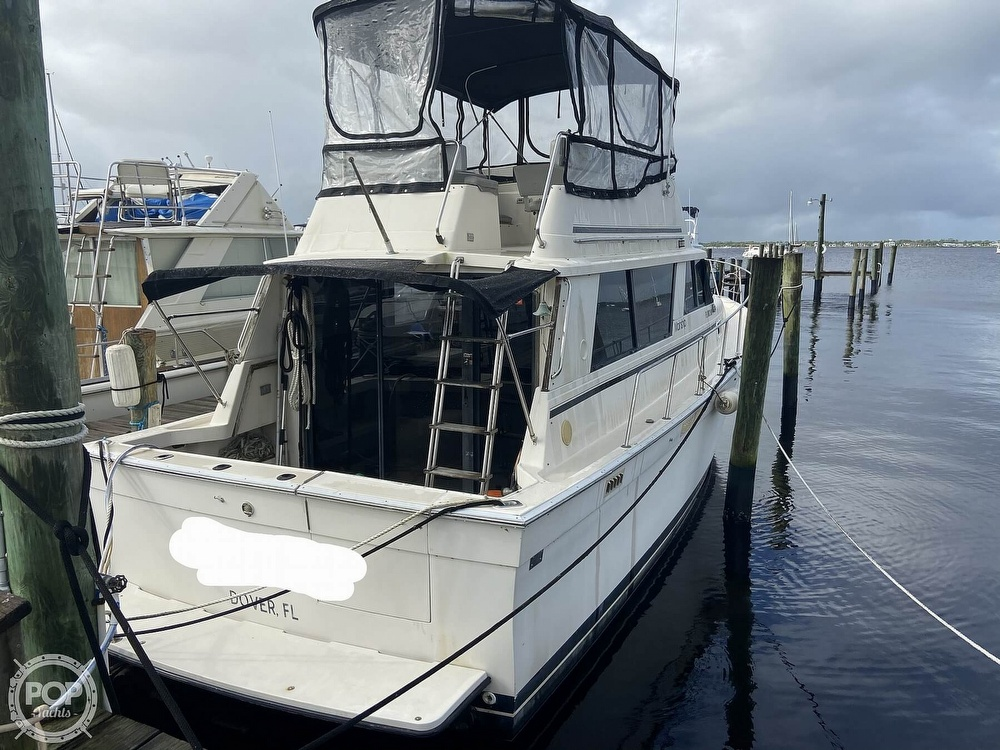 1987 Mainship boat for sale, model of the boat is 36 DC Sedan & Image # 29 of 40