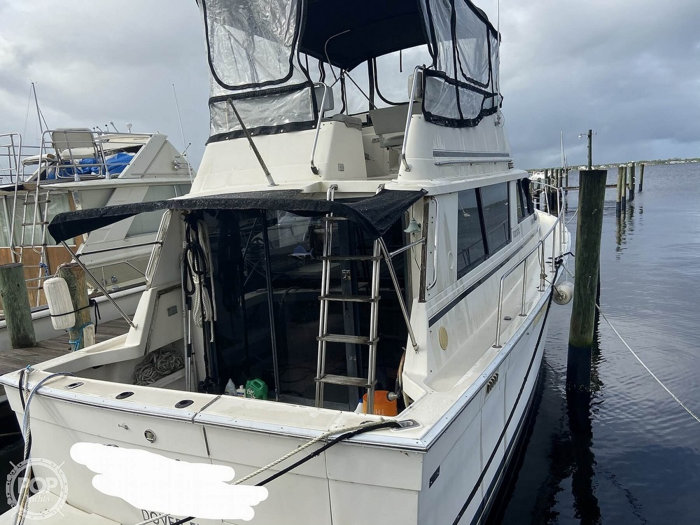 1987 Mainship boat for sale, model of the boat is 36 DC Sedan & Image # 30 of 40