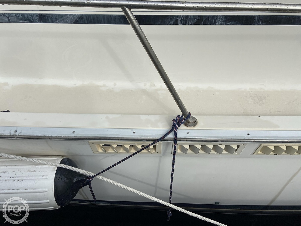 1987 Mainship boat for sale, model of the boat is 36 DC Sedan & Image # 34 of 40
