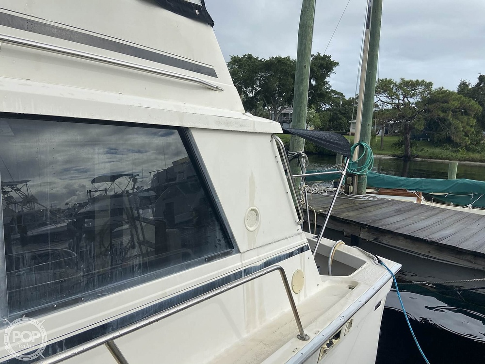 1987 Mainship boat for sale, model of the boat is 36 DC Sedan & Image # 36 of 40