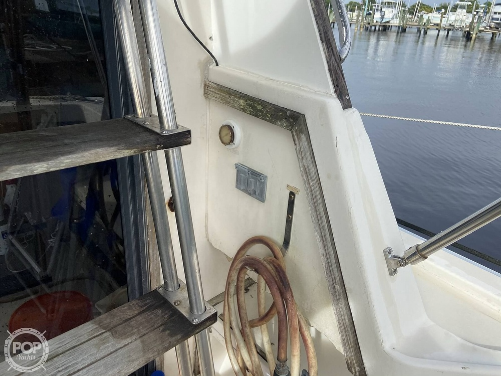 1987 Mainship boat for sale, model of the boat is 36 DC Sedan & Image # 40 of 40