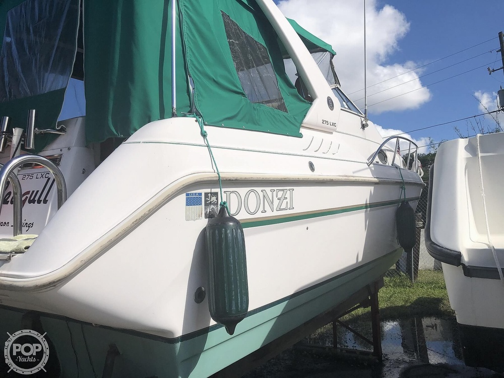 1996 Donzi boat for sale, model of the boat is 275 LXC & Image # 2 of 40