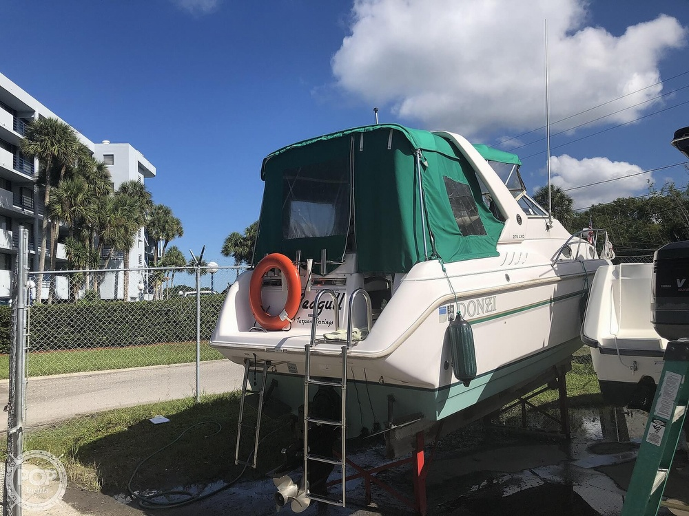 1996 Donzi boat for sale, model of the boat is 275 LXC & Image # 3 of 40