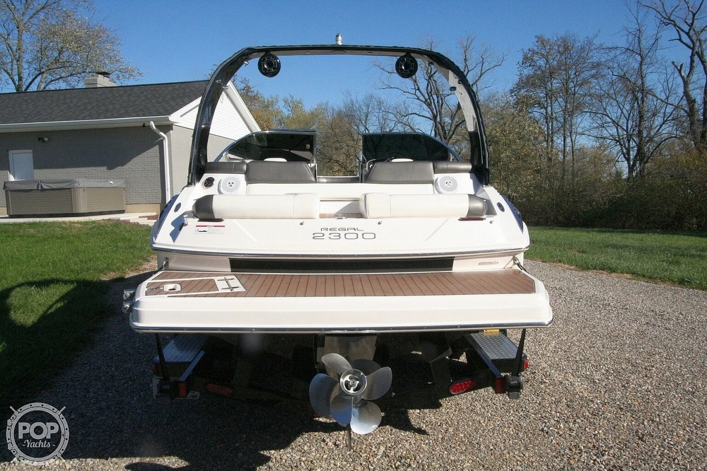 2010 Regal boat for sale, model of the boat is 2300 & Image # 15 of 40
