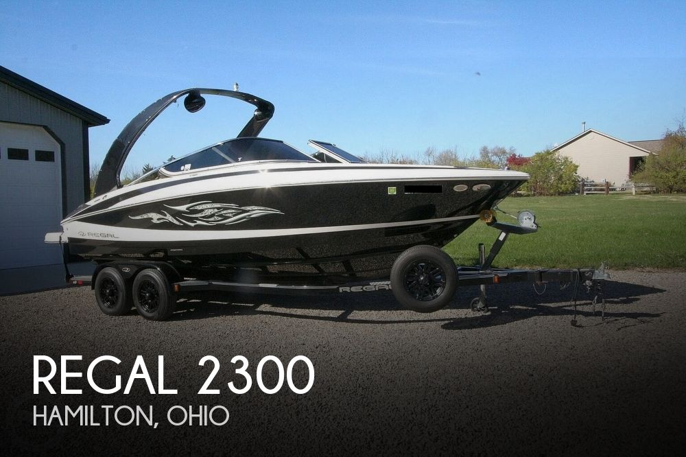 2010 Regal boat for sale, model of the boat is 2300 & Image # 1 of 40