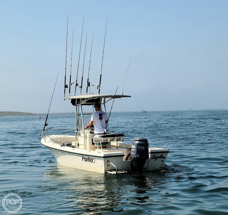 2005 Parker Marine boat for sale, model of the boat is 1801 & Image # 11 of 41