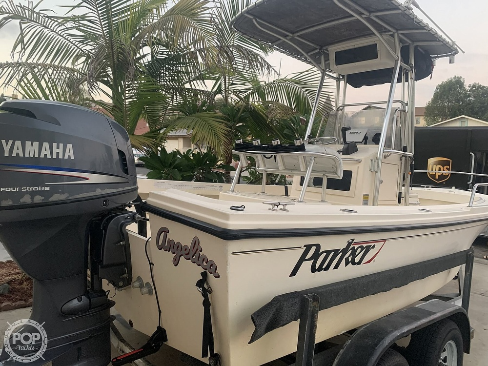 2005 Parker Marine boat for sale, model of the boat is 1801 & Image # 17 of 41