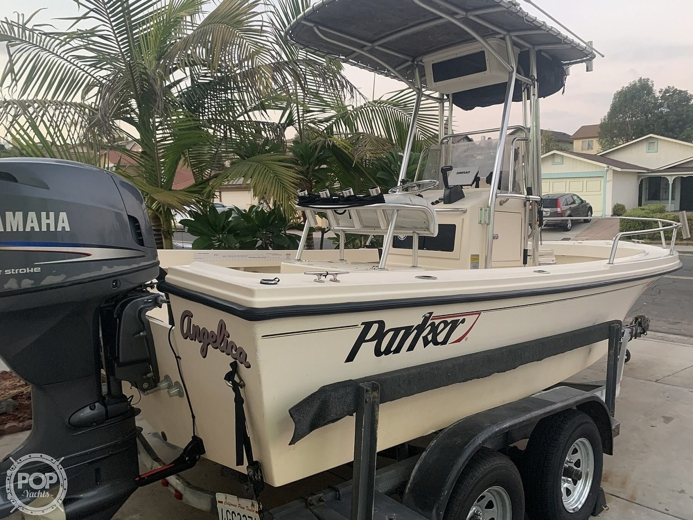 2005 Parker Marine boat for sale, model of the boat is 1801 & Image # 18 of 41