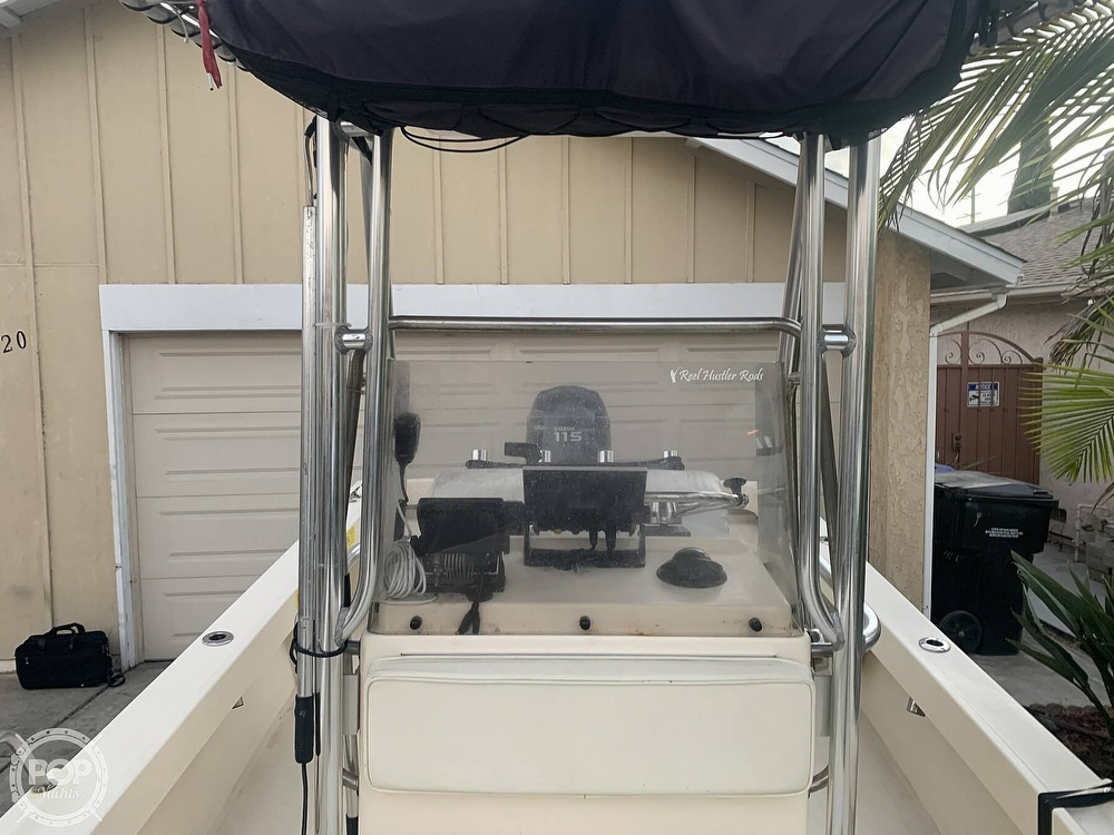 2005 Parker Marine boat for sale, model of the boat is 1801 & Image # 30 of 41