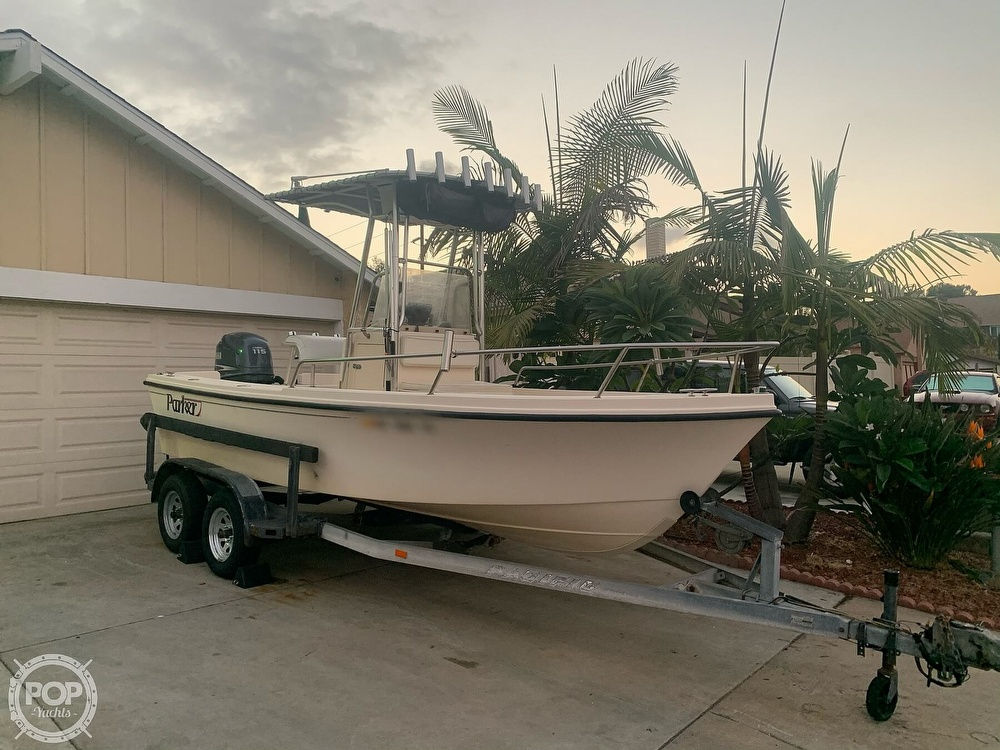 2005 Parker Marine boat for sale, model of the boat is 1801 & Image # 20 of 41