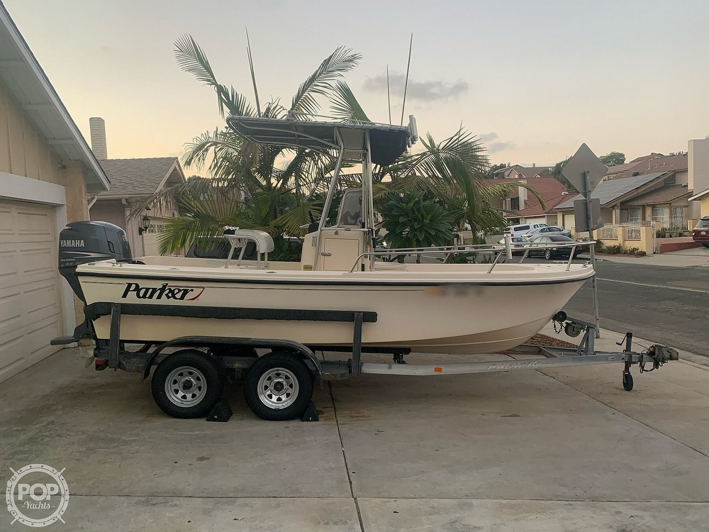 2005 Parker Marine boat for sale, model of the boat is 1801 & Image # 19 of 41