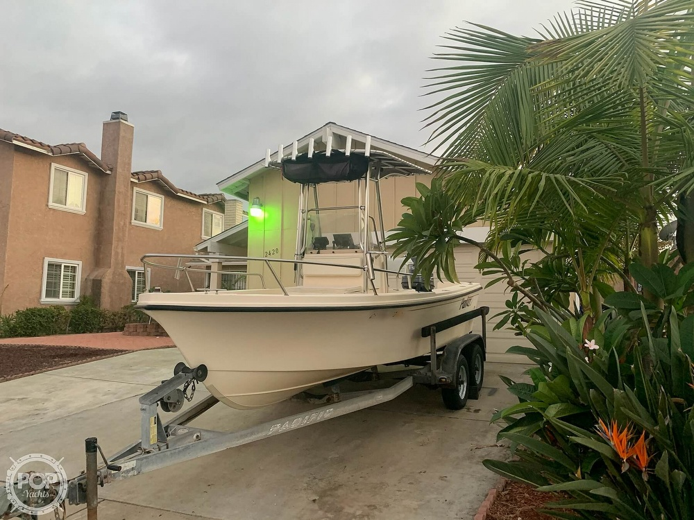 2005 Parker Marine boat for sale, model of the boat is 1801 & Image # 23 of 41