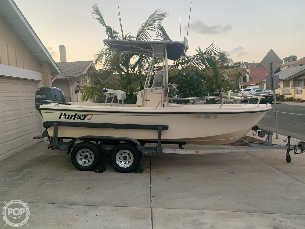 2005 Parker Marine boat for sale, model of the boat is 1801 & Image # 24 of 41