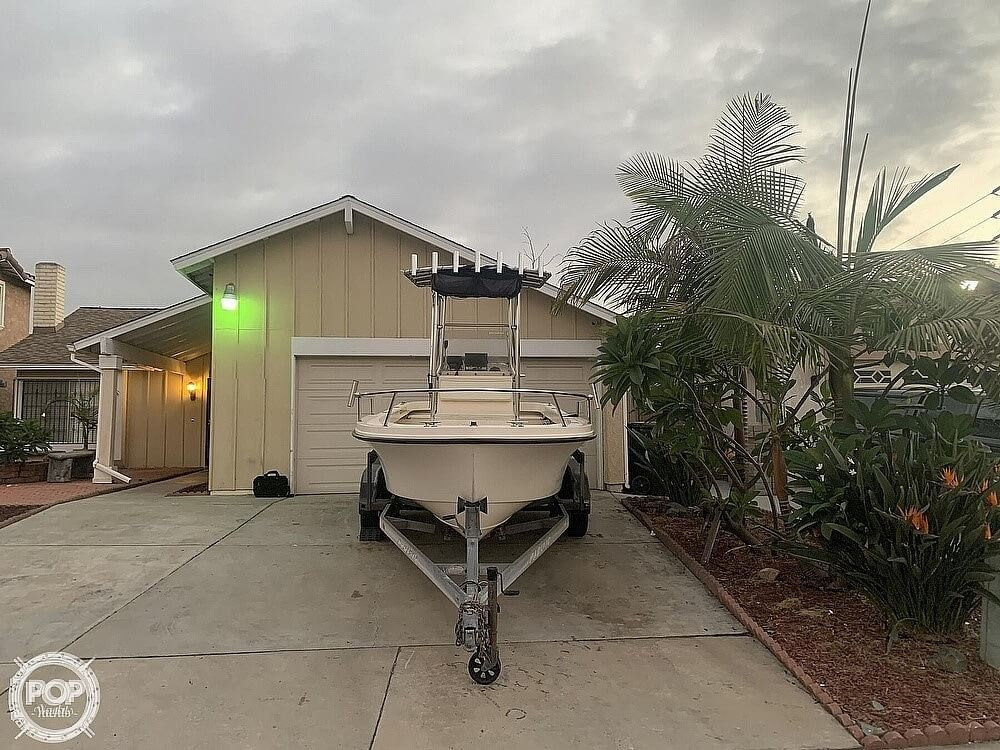 2005 Parker Marine boat for sale, model of the boat is 1801 & Image # 22 of 41